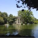 La Villa Borghese à Rome