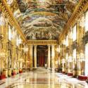 Le palais Colonna à Rome