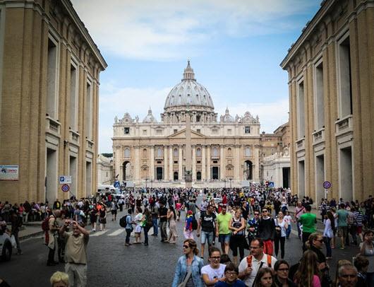 basilique Saint Pierre de Rome