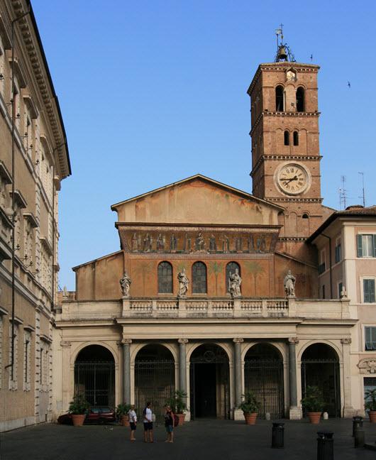 Santa Maria in Travestere