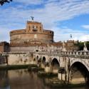 Le château San Angelo à Rome