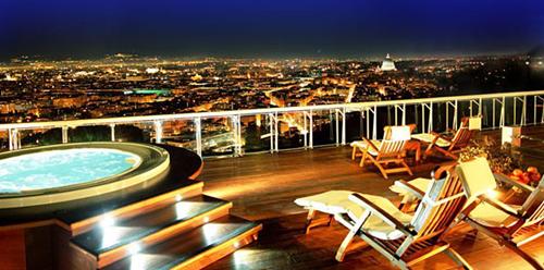 ROME CAVALIERI, WALDORF ASTORIA HOTELS AND RESORT