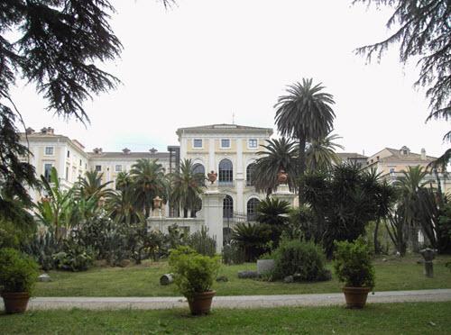 Orto Botanico della Villa Corsini